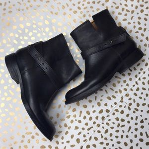 Madewell moto boots